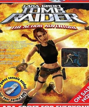 electronics Lara Croft Tomb Raider - An Action Adventure Interactive DVD Game [Interactive DVD] [2006]